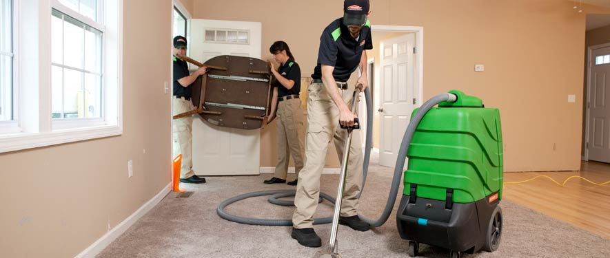 Hackensack, NJ residential restoration cleaning